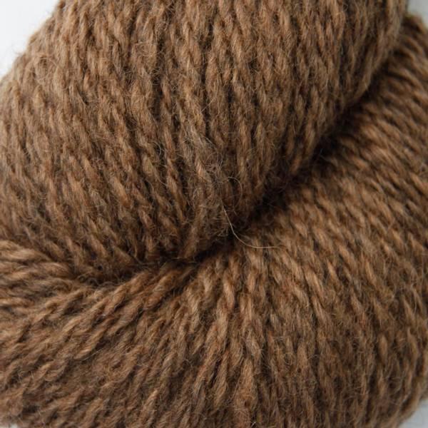 Bilde av Blåne pelsullgarn, lys brun